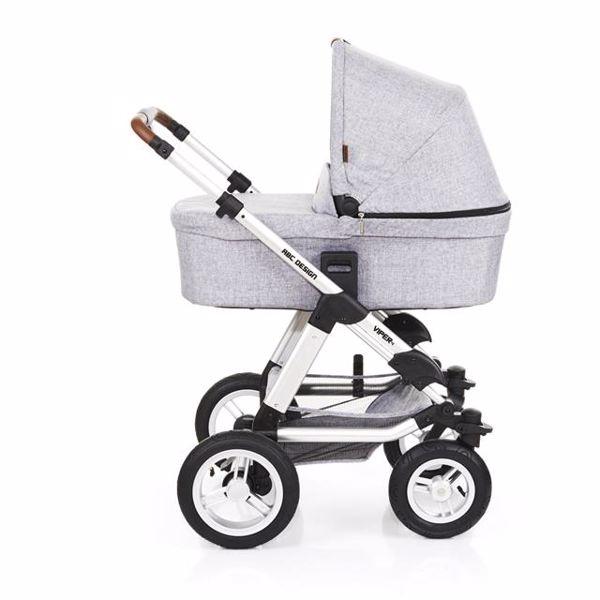 ABC Design Viper 4 Graphite Grey 2018 detský kočík - Brendon - 83321