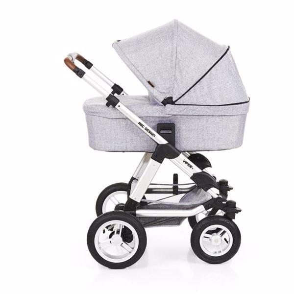 ABC Design Viper 4 Graphite Grey 2018 detský kočík - Brendon - 83322