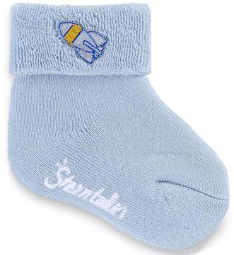 Sterntaler 8301401 313 Blue ponožky - Brendon - 83464
