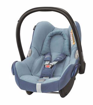 Maxi-Cosi CabrioFix Frequency blue hordozó 0-13 kg - Brendon - 85681