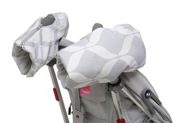 Motherhood Stroller Muffs Classics Grey kézmelegítő 93c1a437ec