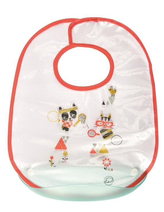 Bébé Confort Fabric+Plastic - with Pocket Sport előke - Brendon - 91995