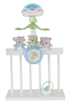 Fisher Price Nature Berries Refresh  zenélő körforgó - Brendon - 92171