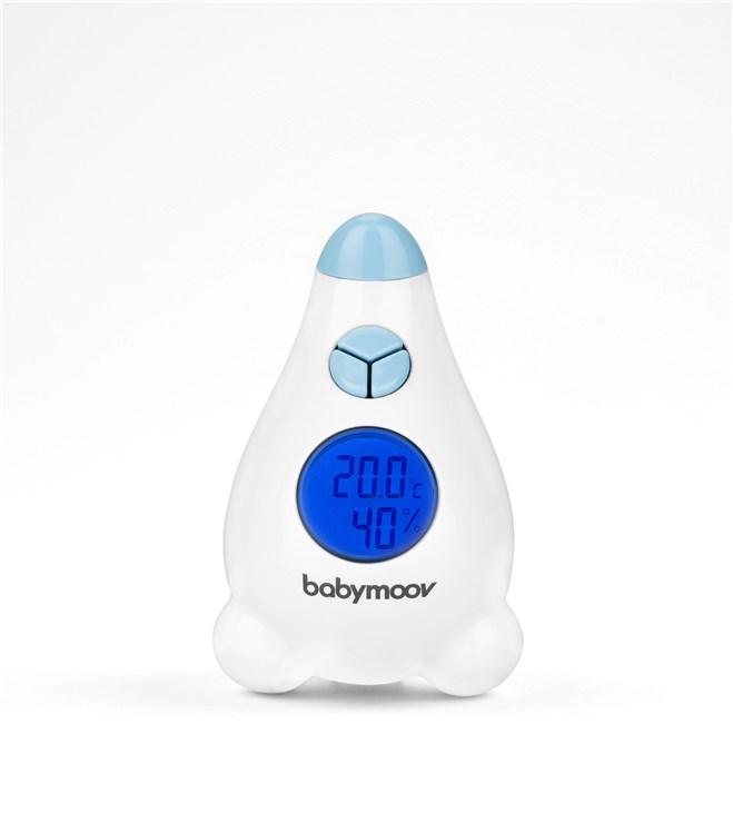 Babymoov Hygrometer Blue izbový teplomer - Brendon - 93233