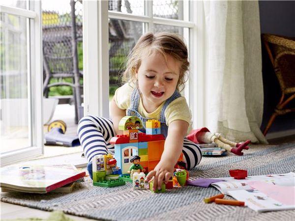 LEGO DUPLO Preschool 10833  építőjáték - Brendon - 95035