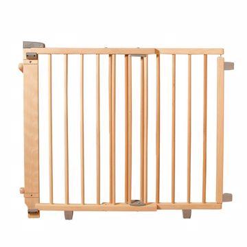 Geuther Stairway guard Plus 67-107cm Natur biztonsági rács - Brendon - 95096