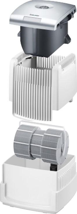 Beurer Air Purifier and Humidifier LW 220  zvlhčovače a zariadenia na čistenie vzduchu - Brendon - 96013