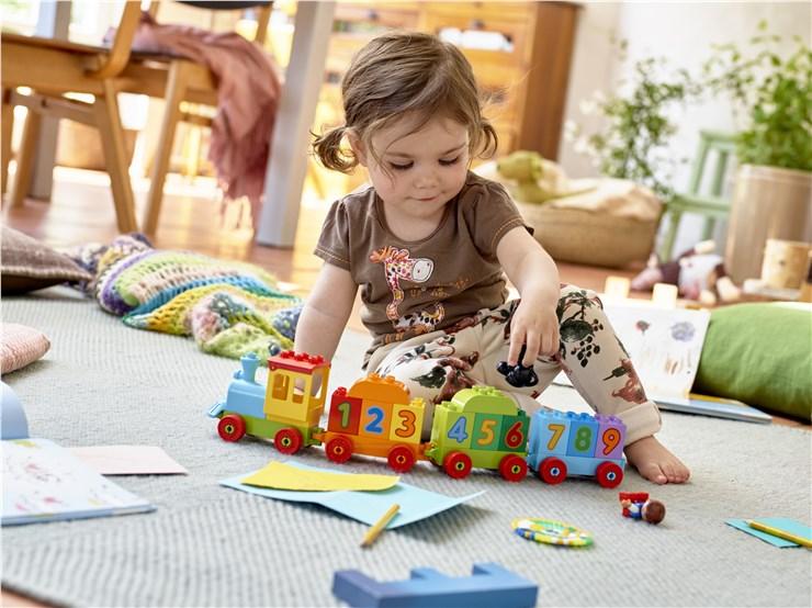 LEGO DUPLO Number Train 10847  stavebnica - Brendon - 96038