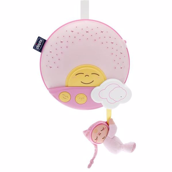 Chicco First Dream Sunset Panel Pink hračka na uspávanie - Brendon - 96144