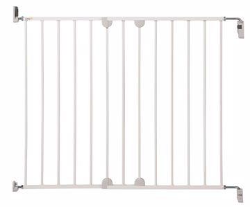 Safety 1st Wall-Fix Extending Metal 62-102cm White biztonsági rács - Brendon - 97290
