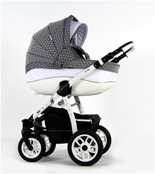 Touragoo Trophy Air Dotty Grey babakocsi - Brendon - 97650
