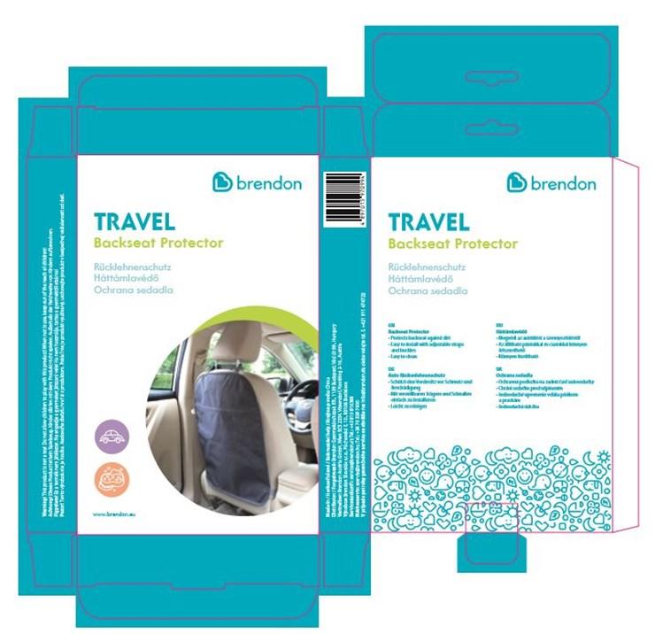 Brendon Travel Simple  bevásárlóháló - Brendon - 98150