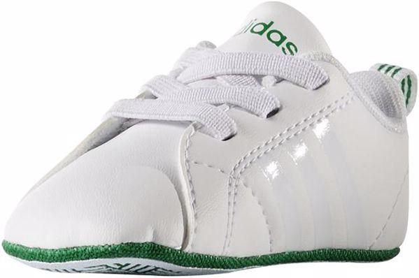 adidas AW4092 White-Green topánky - Brendon - 98333