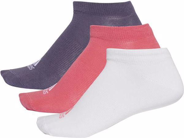 adidas CF7372/3pcs Pink-White-Purple ponožky - Brendon - 98355