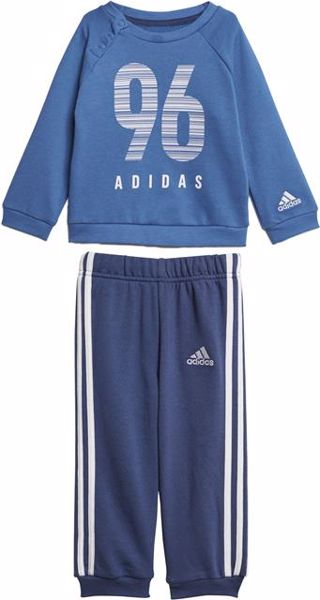 adidas CF7386 Royal Blue jogging - Brendon - 98356