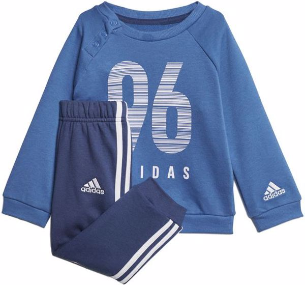 adidas CF7386 Royal Blue jogging - Brendon - 98357