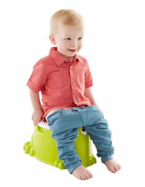 Fisher Price Froggy Potty.  detský nočník - Brendon - 102245