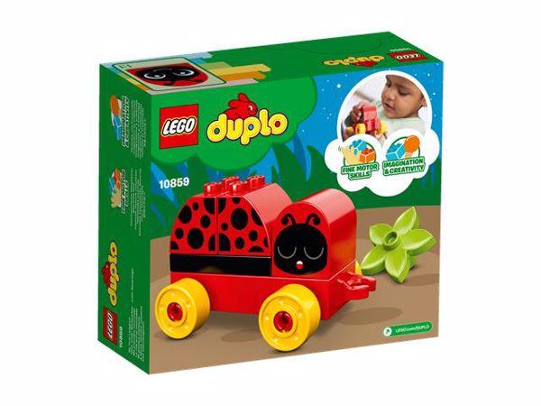LEGO DUPLO My First Ladybug 10859  építőjáték - Brendon - 103787