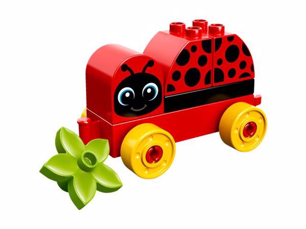 LEGO DUPLO My First Ladybug 10859  építőjáték - Brendon - 103788