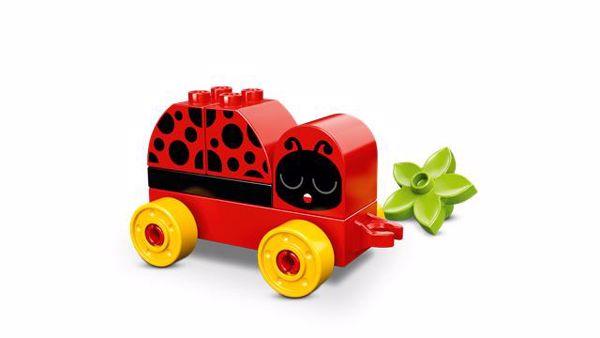 LEGO DUPLO My First Ladybug 10859  építőjáték - Brendon - 103789