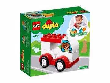LEGO DUPLO My First Race Car 10860  építőjáték - Brendon - 103790