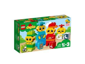 LEGO DUPLO My First Emotions 10861  építőjáték - Brendon - 103793