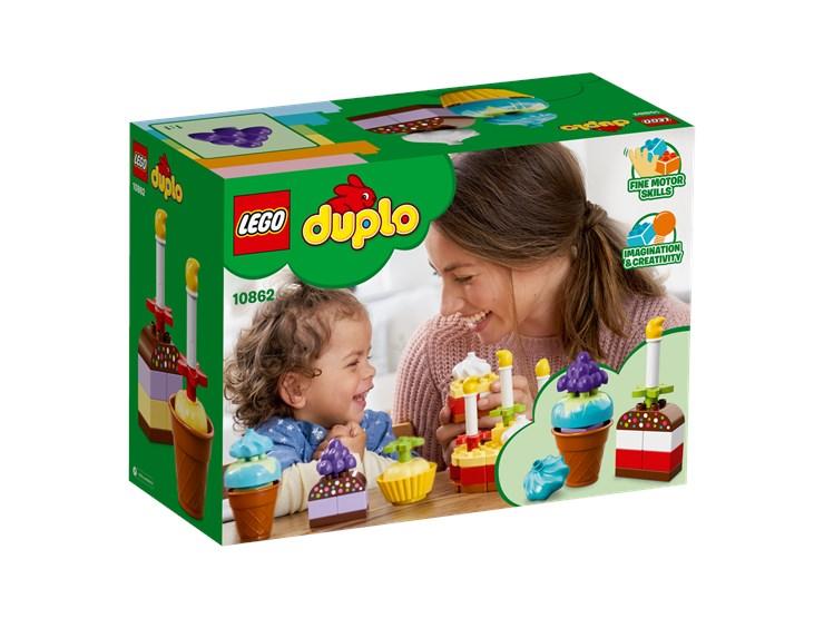 LEGO DUPLO My First Celebration 10862  építőjáték - Brendon - 103863