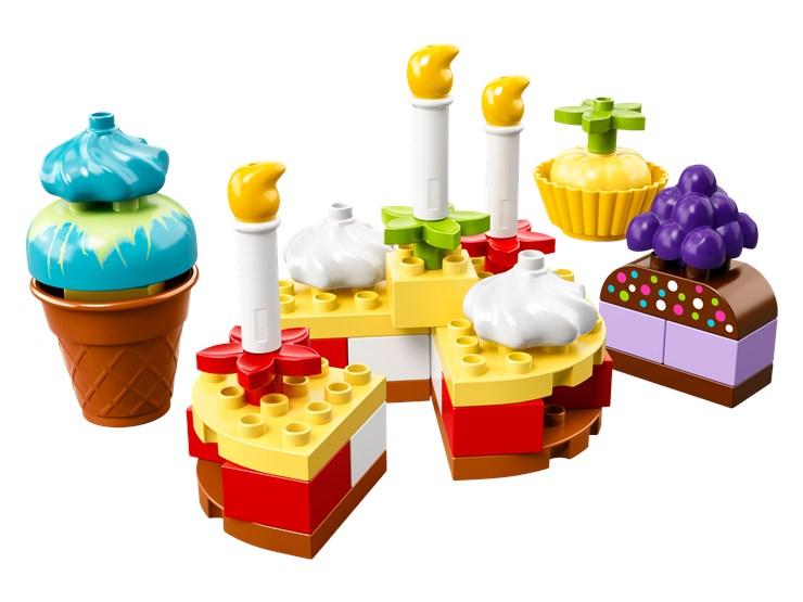 LEGO DUPLO My First Celebration 10862  építőjáték - Brendon - 103864