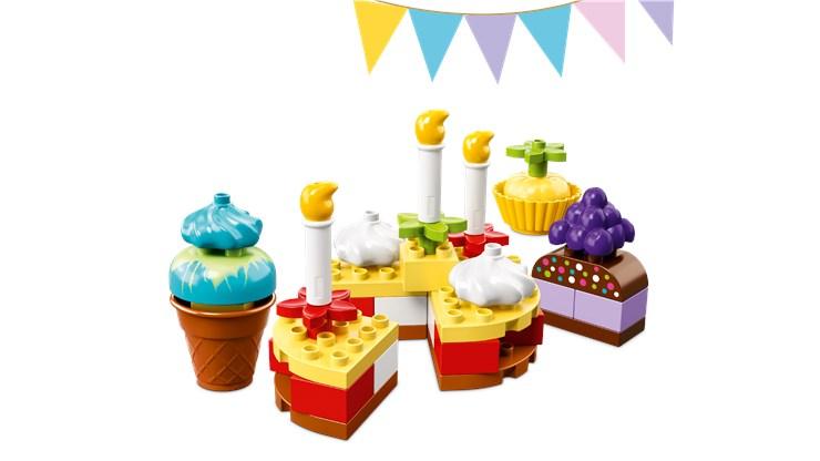 LEGO DUPLO My First Celebration 10862  építőjáték - Brendon - 103865