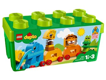 LEGO DUPLO My First Animal Brick Box 10863  építőjáték - Brendon - 103884