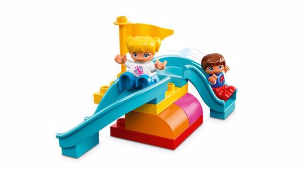 LEGO DUPLO Large Playground Brick Box 10864  építőjáték - Brendon - 103892