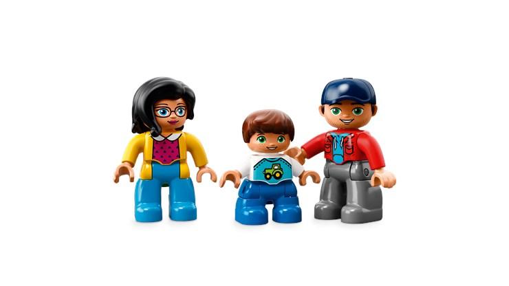 LEGO DUPLO Farmers' Market 10867  építőjáték - Brendon - 103897
