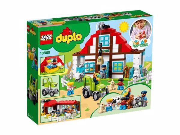 LEGO DUPLO Farm Adventures 10869  építőjáték - Brendon - 103904