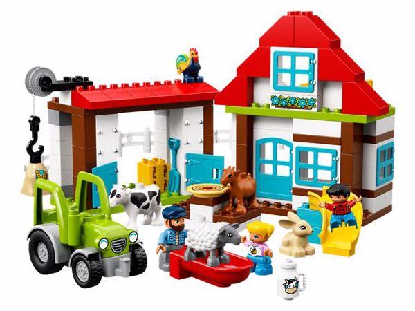 LEGO DUPLO Farm Adventures 10869  építőjáték - Brendon - 103905