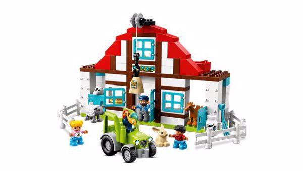 LEGO DUPLO Farm Adventures 10869  építőjáték - Brendon - 103906