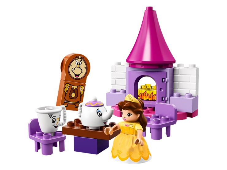 LEGO DUPLO Belle´s Tea Party 10877  építőjáték - Brendon - 103922