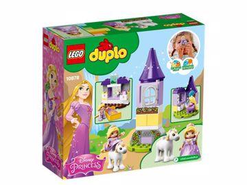LEGO DUPLO Rapunzel´s Tower 10878  építőjáték - Brendon - 103925