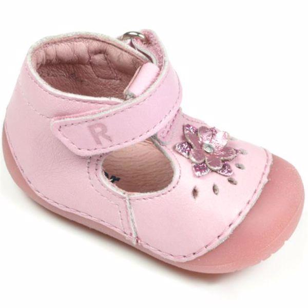 Richter 0610-542/342 1200 Baby Pink 18-21 sandále - Brendon - 104611