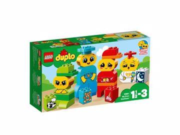 LEGO DUPLO My First Emotions 10861  stavebnica - Brendon - 104793
