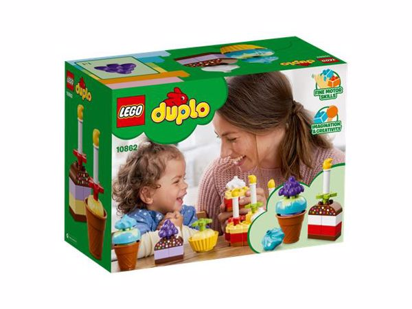 LEGO DUPLO My First Celebration 10862  stavebnica - Brendon - 104863