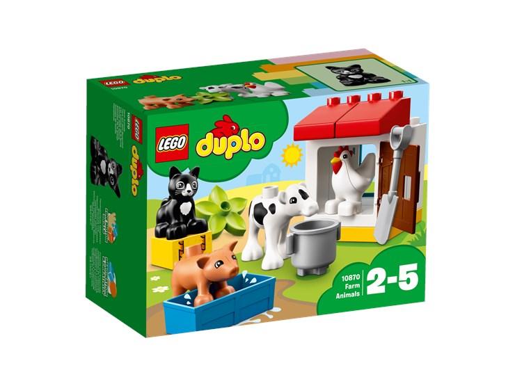 LEGO DUPLO Farm Animals 10870  stavebnica - Brendon - 104908