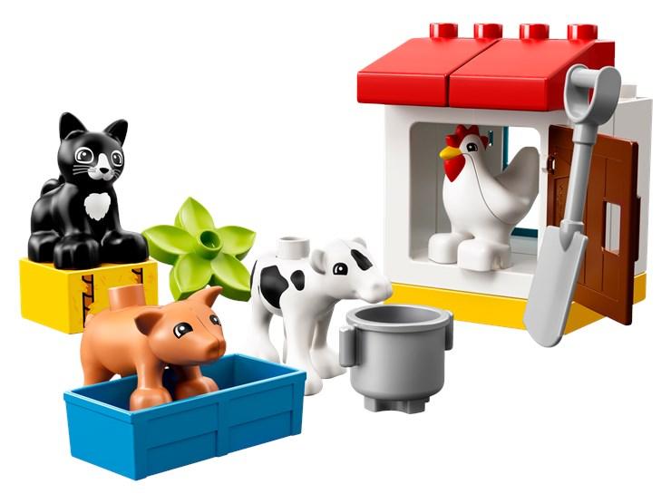 LEGO DUPLO Farm Animals 10870  stavebnica - Brendon - 104909