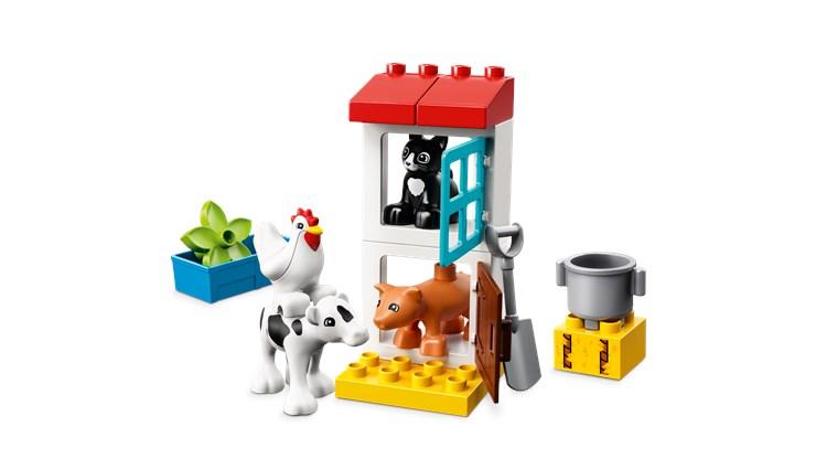 LEGO DUPLO Farm Animals 10870  stavebnica - Brendon - 104910
