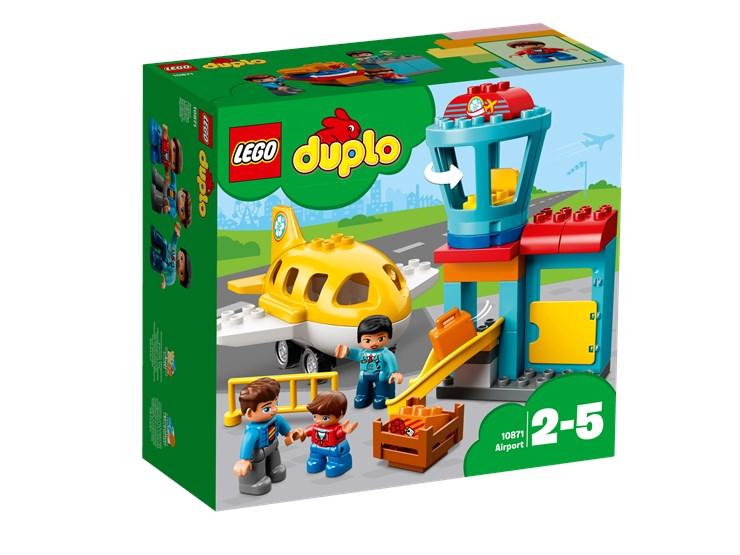 LEGO DUPLO Airport 10871  stavebnica - Brendon - 104911