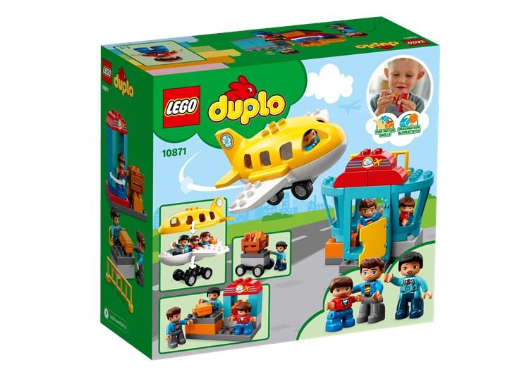 LEGO DUPLO Airport 10871  stavebnica - Brendon - 104912