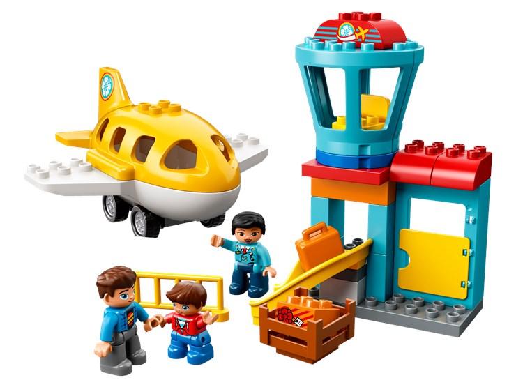 LEGO DUPLO Airport 10871  stavebnica - Brendon - 104913