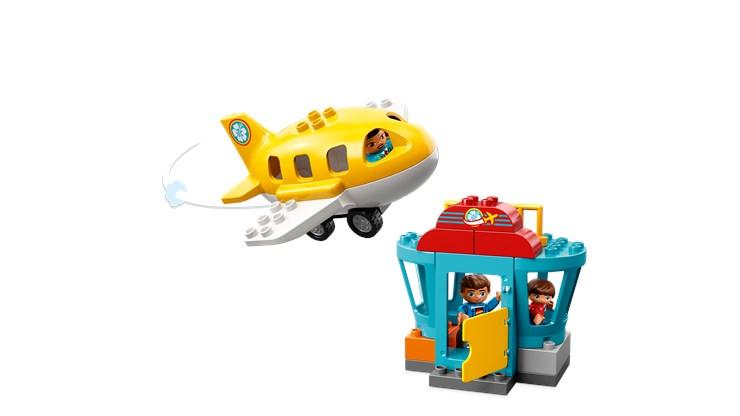 LEGO DUPLO Airport 10871  stavebnica - Brendon - 104914