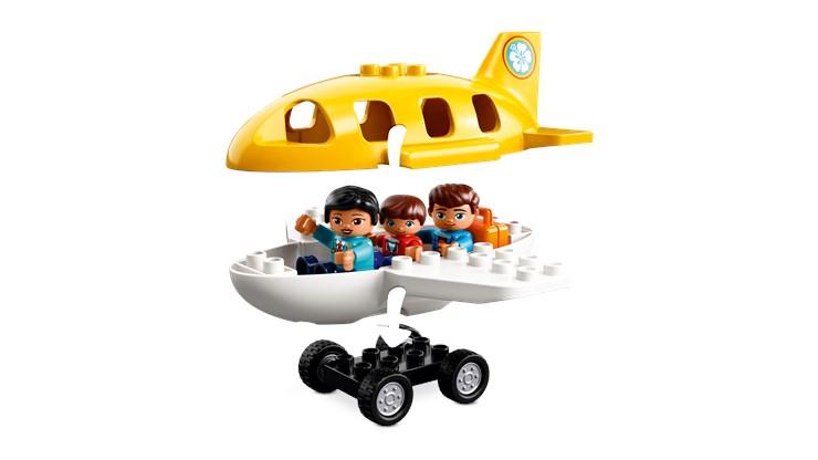 LEGO DUPLO Airport 10871  stavebnica - Brendon - 104916