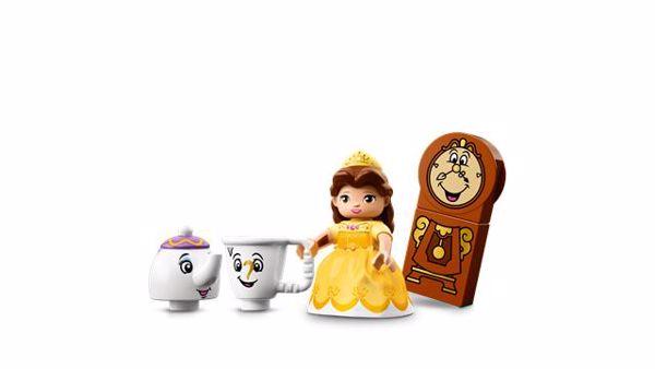 LEGO DUPLO Belle´s Tea Party 10877  stavebnica - Brendon - 104924