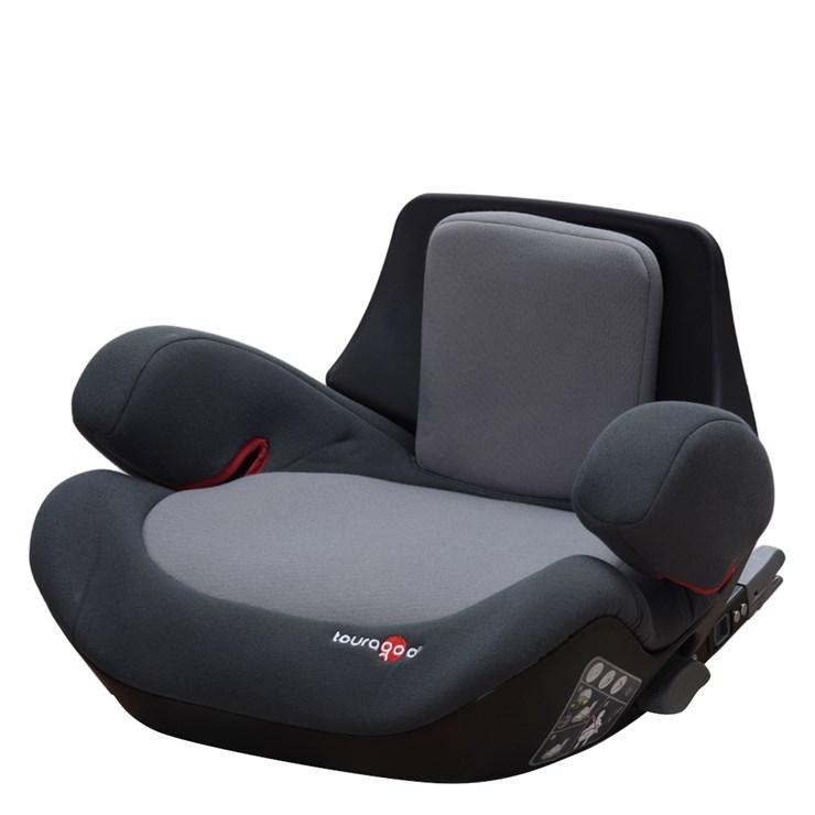 Touragoo Go-Fix Mineral Grey ülésmagasító 15-36 kg-ig - Brendon - 106428